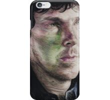 The roads we walk have demons beneath iPhone Case/Skin