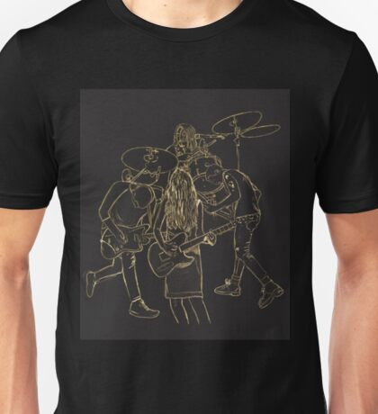 Wolf Alice - B-Sides, Demos & Shit Cover Unisex T-Shirt