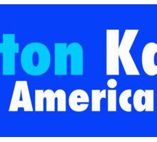 Clinton Kaine Keep America Sane Sticker