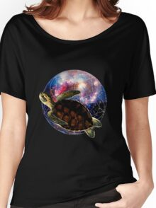 The Flight of the Turtle Women's Relaxed Fit T-Shirt