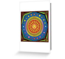 Spirit Worlds Greeting Card