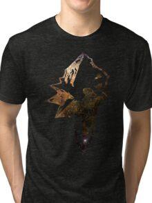 Final Fantasy IX logo universe Tri-blend T-Shirt