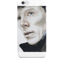 I heard you. iPhone Case/Skin