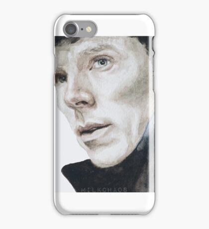 I heard you. iPhone Case/Skin