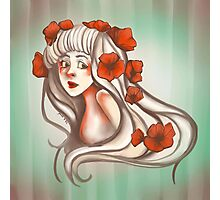 Poppy Doll Photographic Print