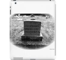Princess Plantation 47 iPad Case/Skin