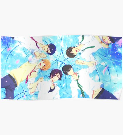 Free! Iwatobi group Poster