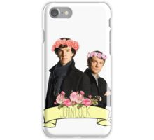 Johnlock iPhone Case/Skin