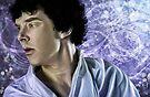 Swirly Sherlock by nero749