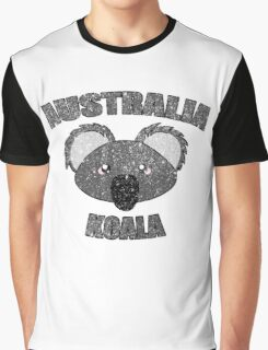 Koala vintage design - Australian animal  Graphic T-Shirt