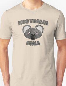 Koala vintage design - Australian animal  Unisex T-Shirt