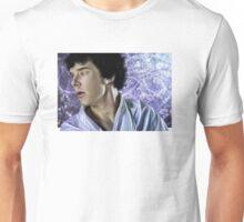 Swirly Sherlock Unisex T-Shirt