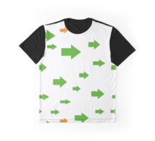 Arrows I. Graphic T-Shirt