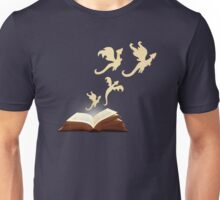 Book Dragons Unisex T-Shirt