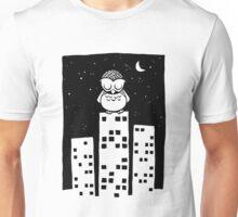 City Owl Unisex T-Shirt