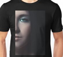 mystical portrait of a girl Unisex T-Shirt