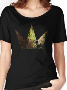 Kingdom Hearts Crown grunge universe Women's Relaxed Fit T-Shirt