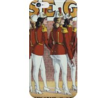 Performing Arts Posters The wise guy 2979 iPhone Case/Skin