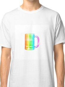 Rainbow Beer Mug Classic T-Shirt
