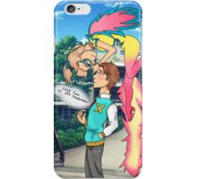 Lance and Sadie iPhone Case/Skin