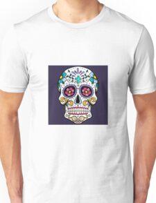 Sugar candy skulls Unisex T-Shirt