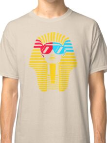 Egyptian With 3d Glass Classic T-Shirt