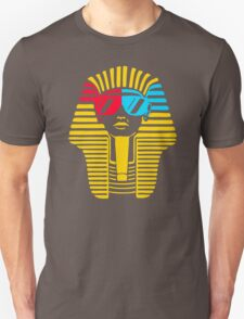 Egyptian With 3d Glass Unisex T-Shirt
