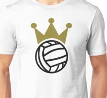 Water polo champion crown Unisex T-Shirt