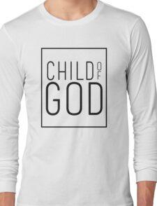 Child Of God Long Sleeve T-Shirt