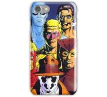 The Watchmen iPhone Case/Skin