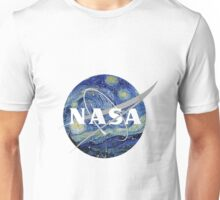 Nasa Starlight Unisex T-Shirt