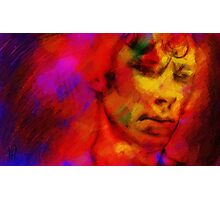 A Colourful Character Photographic Print