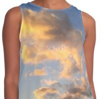 Cloud Formation Sunset Contrast Tank