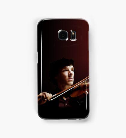 Violinist Samsung Galaxy Case/Skin