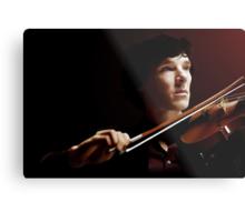 Violinist Metal Print