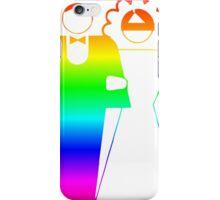 Rainbow Wedding iPhone Case/Skin