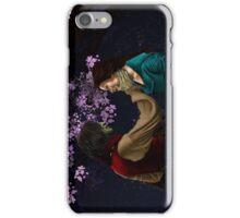 Rumpelstiltskin and Belle iPhone Case/Skin