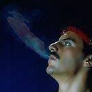 Cowboy Smoke by © Ben Torres Photography.com