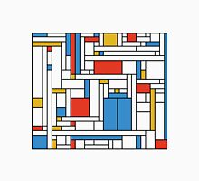 Mondrian Who Unisex T-Shirt