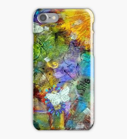 Let Everything with Breath SING- FINAL iPhone Case/Skin