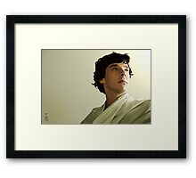 The Morning Light Framed Print