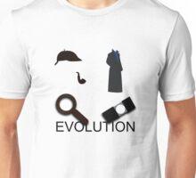 Evolution of Sherlock Holmes Unisex T-Shirt