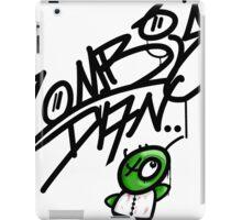 graffiti zombie iPad Case/Skin