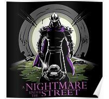 A Nightmare Under the Street Poster