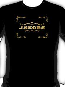Jakobs gold leaf design  T-Shirt