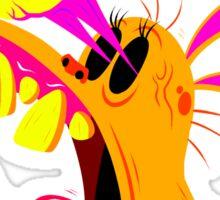 Ren Psycadelic Scream Sticker