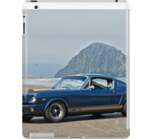 1965 Ford 'Moro Bay' Mustang G.T.350 iPad Case/Skin