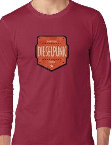 Dieselpunk Long Sleeve T-Shirt