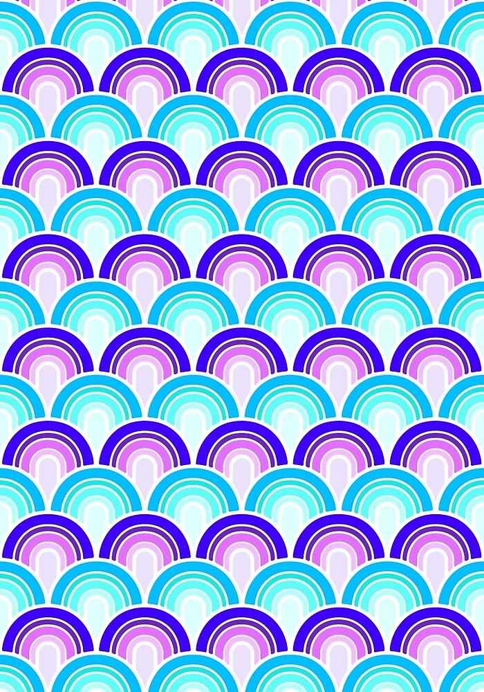 Pattern Retro Style by Medusa81