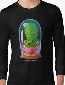 Frankenstein's cactus Long Sleeve T-Shirt